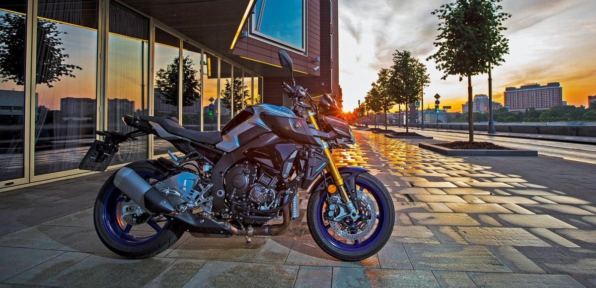 Тест «стритфайтера» Yamaha MT-10 SP. «Голый» король