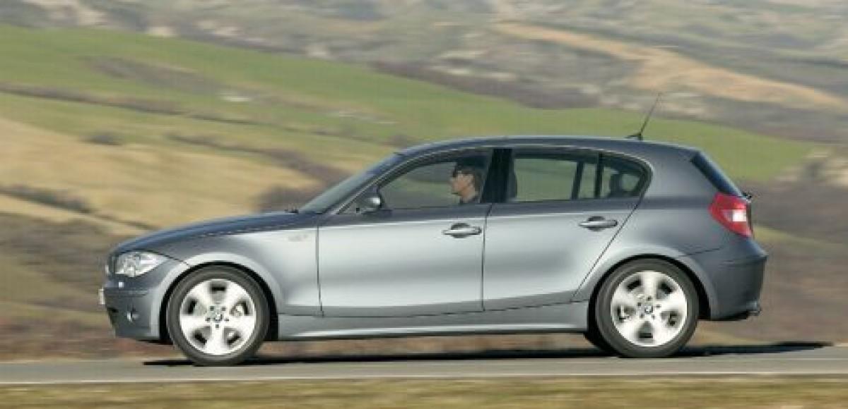 BMW 1-й серии в компании «Автокрафт». Специальная новогодняя цена