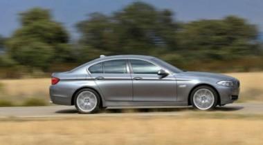 Концерн BMW объявляет цены на BMW 5-й серии