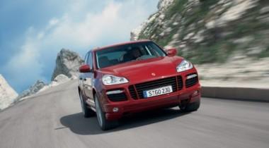 Московская милиция ищет троих кавказцев и Porsche Cyenne Turbo