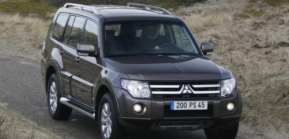 Mitsubishi Pajero, обзор внедорожника