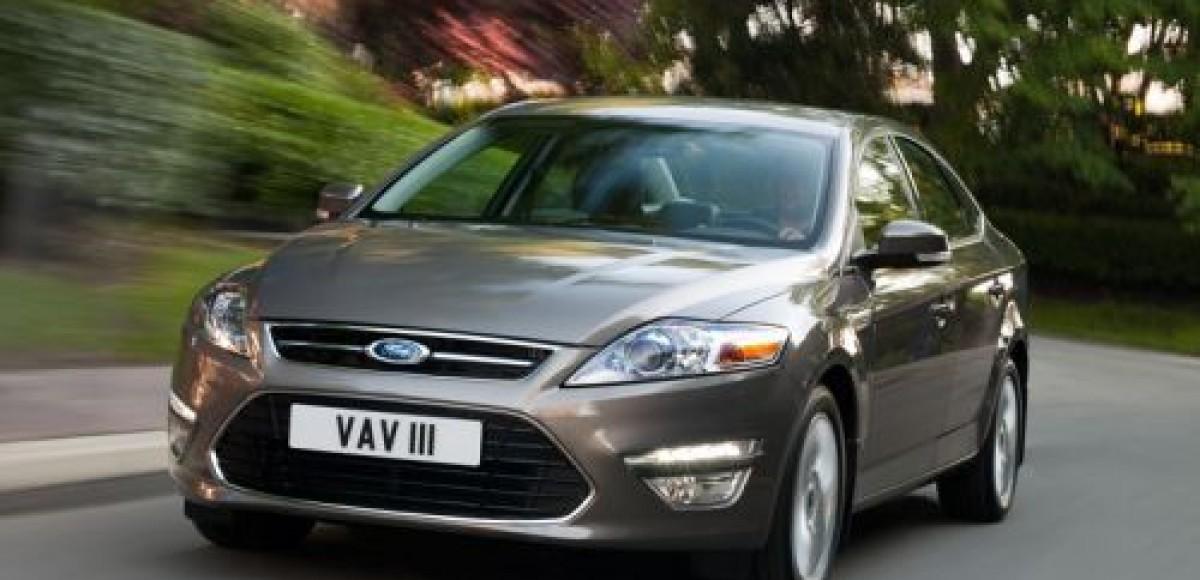 Искать оригинальные запчасти Ford станет проще