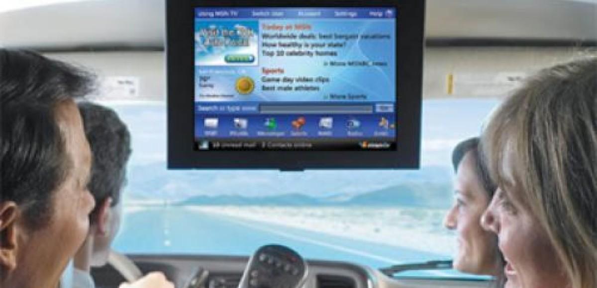 Chrysler: теперь с Wi-Fi на борту