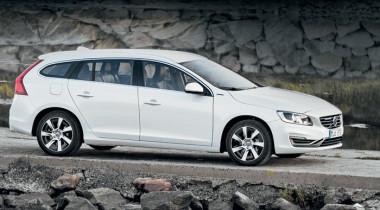 Volvo V60 Plug-in Hybrid. Мультипривод