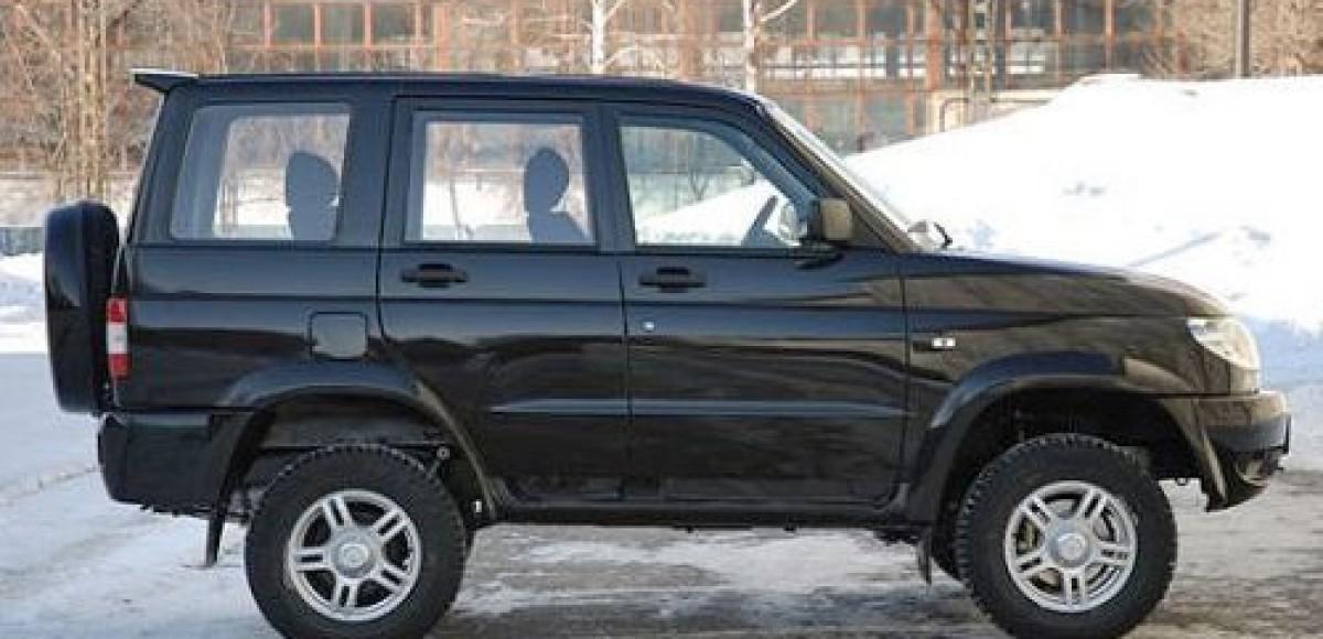 На Ульяновском автозаводе готовят к выпуску новую модель