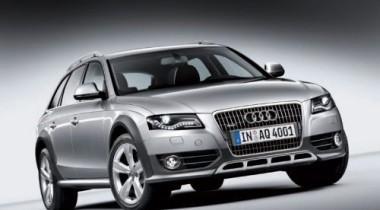 2010 Audi A4 allroad. Младший брат