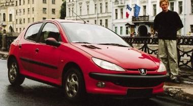 По винтику. Peugeot 206 (с 1998 г.)