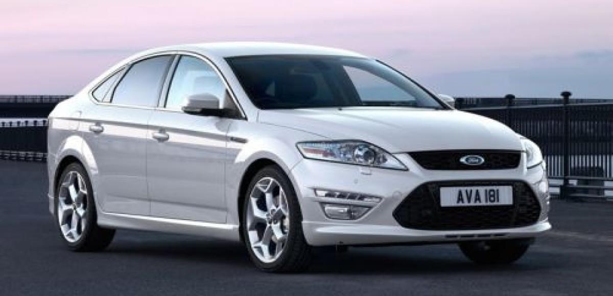 2011 Ford Mondeo. Успех гарантирован