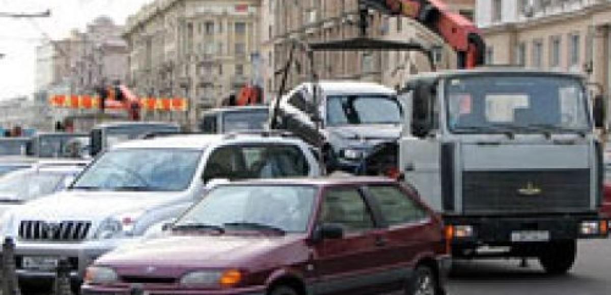 Эвакуация автомобиля в присутствии владельца незаконна