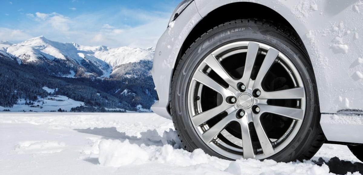 UltraGrip Ice 2 и Ace SUV: зимние новинки от Goodyear