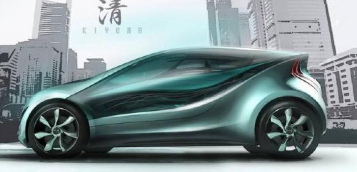 Дебют Kiyora Mazda состоится этой осенью в Париже