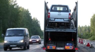 Количество новых автомобилей на Дальнем Востоке составляет менее 1,5%
