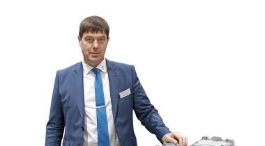 Олег Молотков:<br>«Мы продаем свой продукт вместе с<br>сервисом»