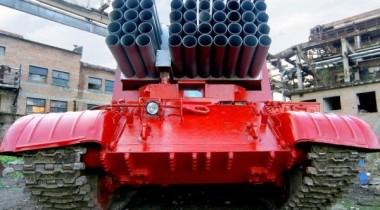Монстры против огня: самые крутые пожарные машины
