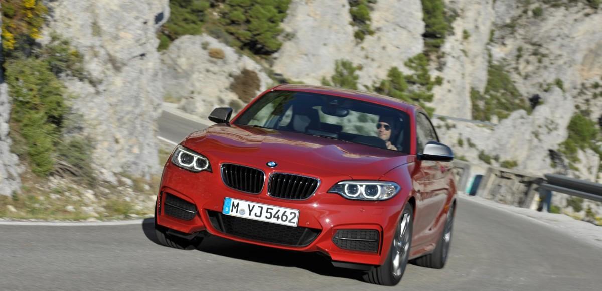 BMW M2 появится осенью 2015 года
