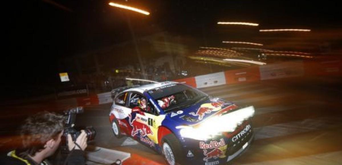 WRC. Citroen оштрафовали за нарушение техрегламента