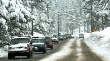 Во вторник в Петербурге ждут сильный снег и метель