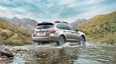 Под контролем: технологии безопасности Subaru