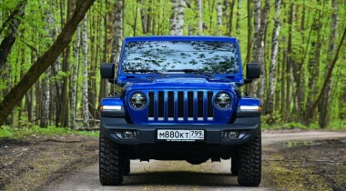 1700 км за рулем Jeep Wrangler Rubicon: конский расход,  огромный налог, но я счастлив