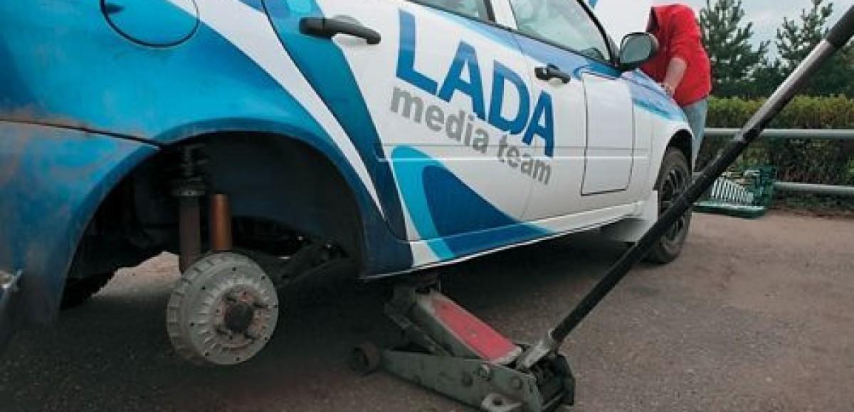 Lada в WTCC. Первый «блин» признан удачным