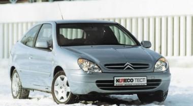 Citroen Xsara Coupe VTR 1.6i . Приятное исключение