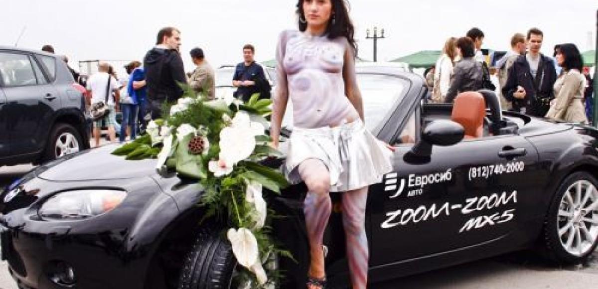 «Евросиб-Авто» представил Mazda MX-5 для истинных ценителей красоты и роскоши