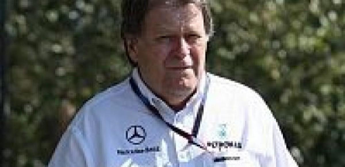 Фаза слабости Mercedes: Вся работа в направлении 2011 года?
