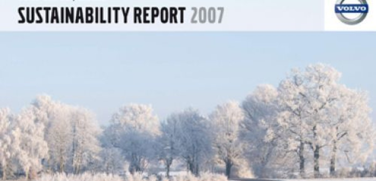 Компания Volvo опубликовала отчет об обеспечении устойчивого развития