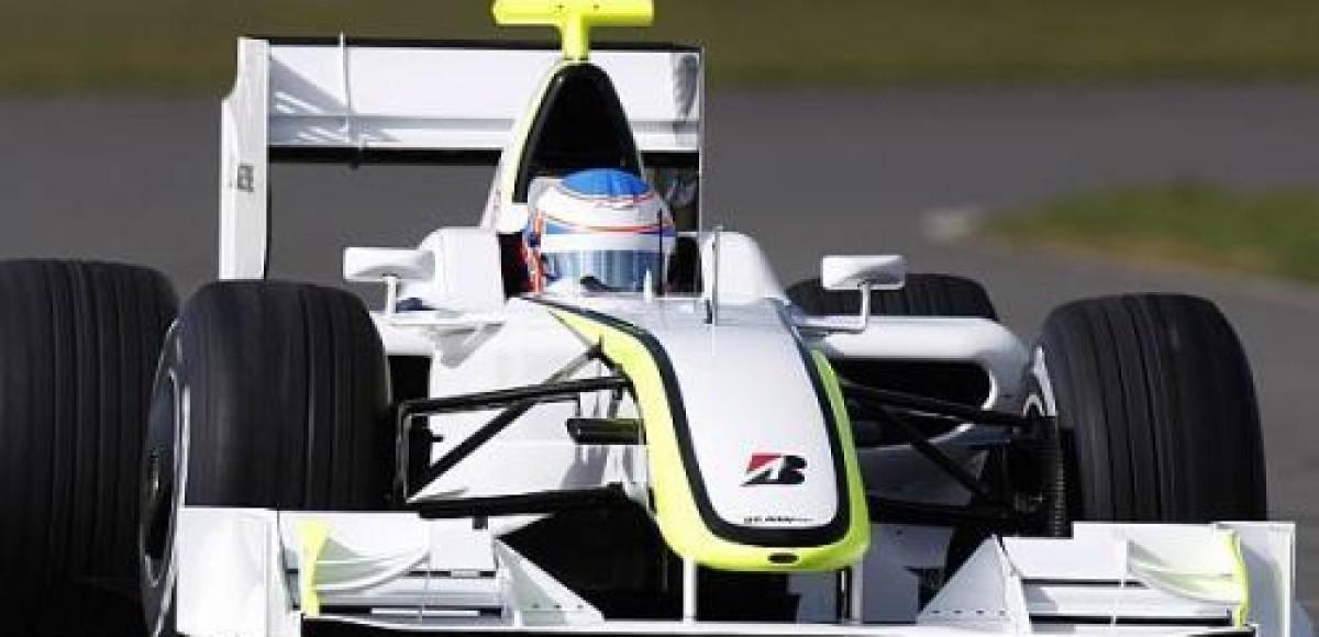 Гран-При Бахрейна выигрывает Дженсон Баттон !