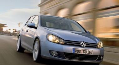 Volkswagen Golf VI. «Пять звезд» по программе EuroNCAP