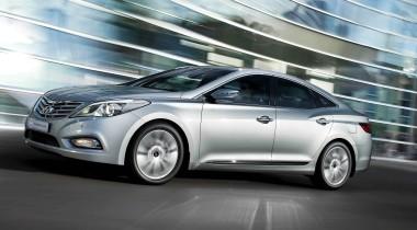 У Hyundai Grandeur появились новые комплектации