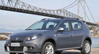 Комапния Renault обновила хэтчбек Sandero