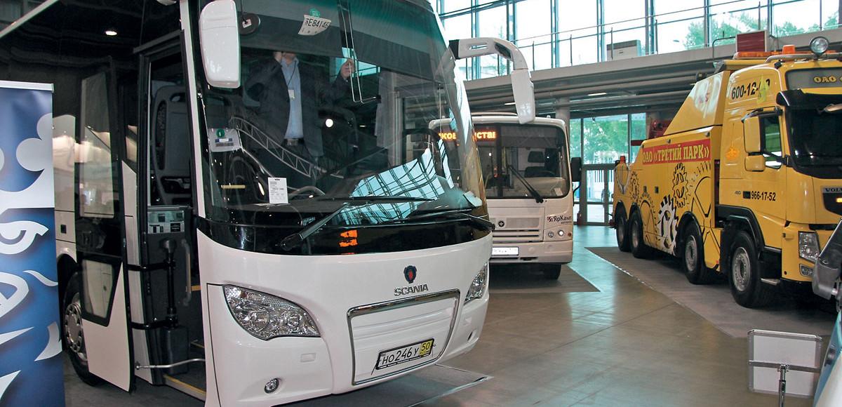 Первый питерский: форум пассажирского транспорта