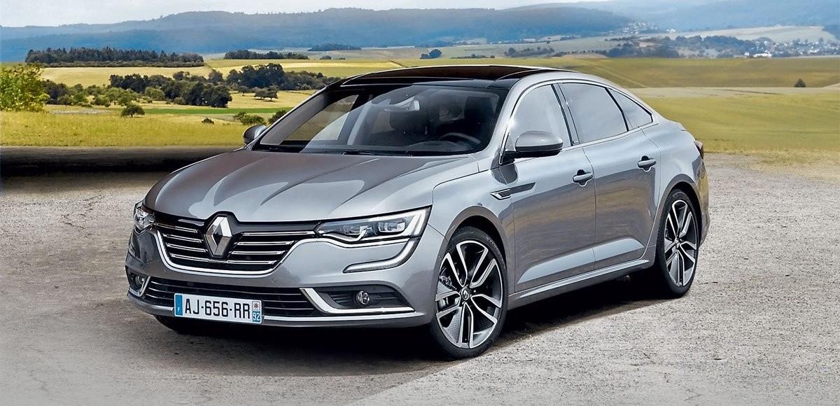 Renault Talisman. Бизнес по-французски