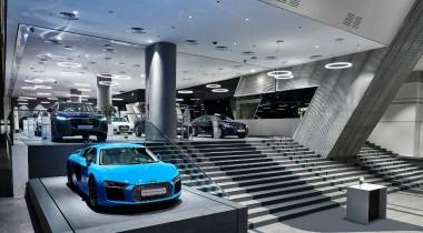 «АВИЛОН» открыл дилерский центр Audi на ЗИЛе