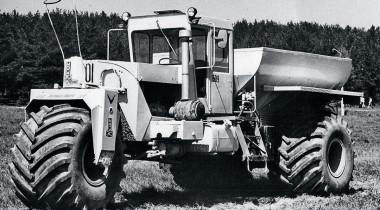 МВУ-30: уникальный МАЗ для села