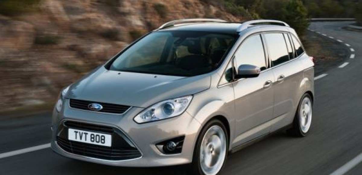 Ford представил на ММАС-2010 новый Grand C-Max и объявил на него цены