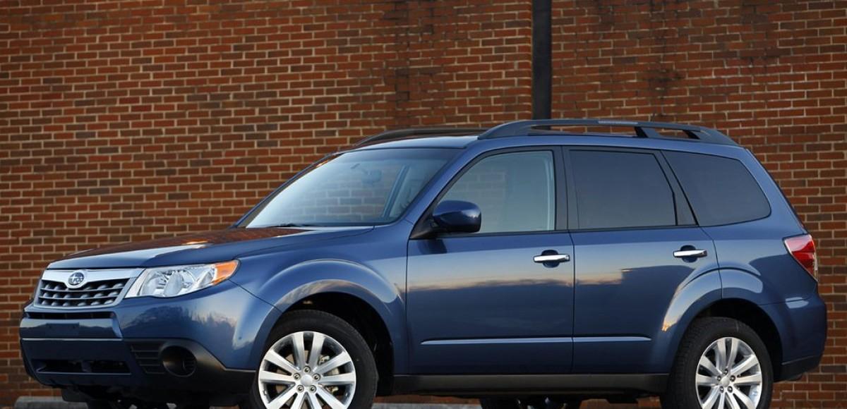 Универсал-внедорожник: Subaru Forester