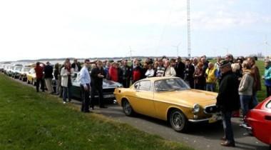 Клубы владельцев Volvo ФРГ и Швейцарии отметили в Швеции 30-летний юбилей