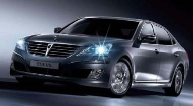 Hyundai показал, каким будет новый Equus