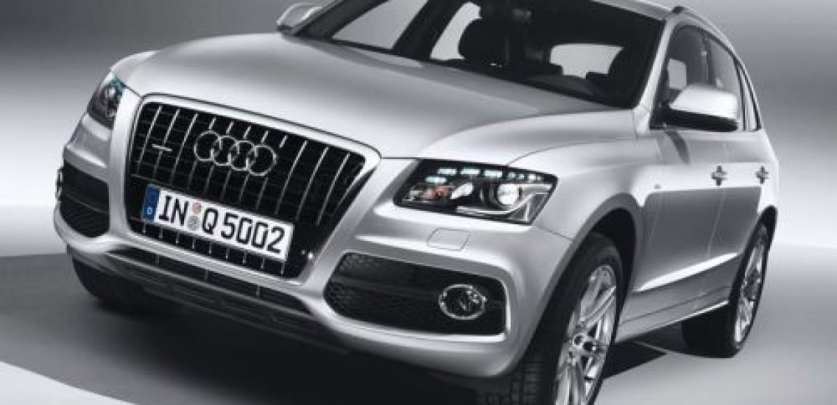 Пакет S Line для Audi Q5