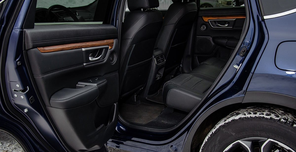 Взял обновлённую Honda CR-V: что мне понравилось, а что нет
