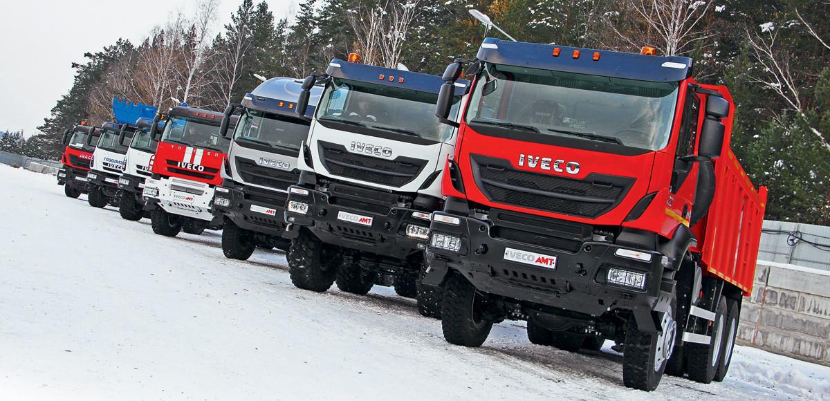 Наперекор кризисам: производство Iveco в России