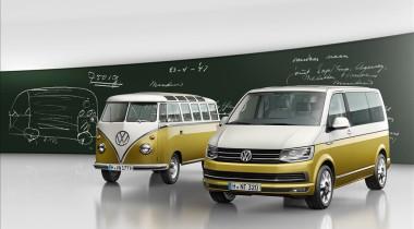 Volkswagen Коммерческие автомобили: юбилей и подарки