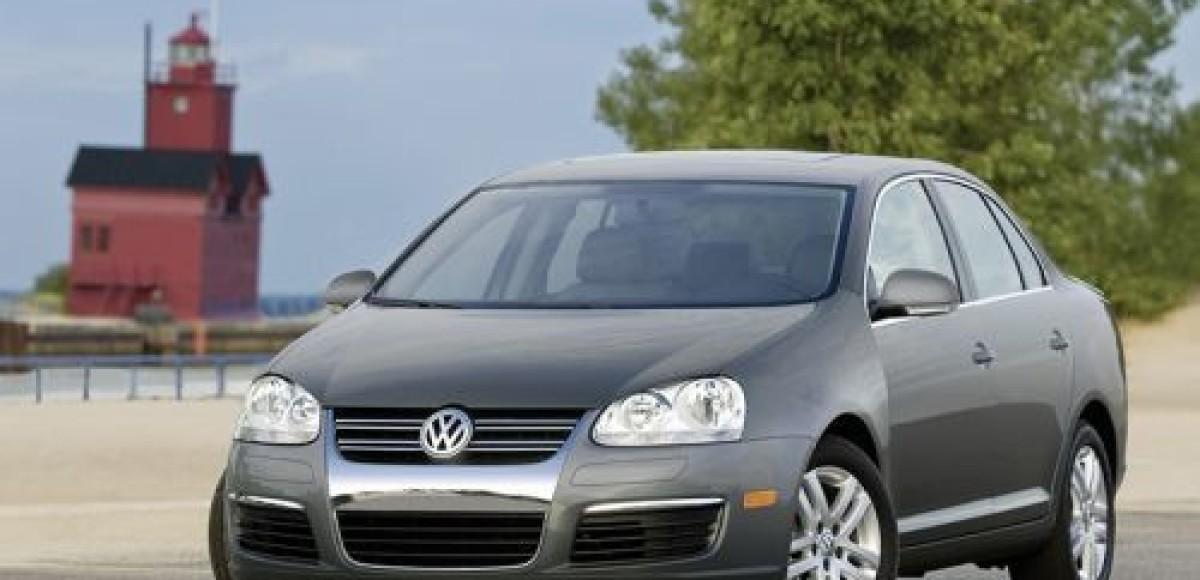 Volkswagen представляет обновленную Jetta