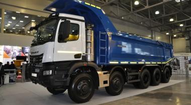На выставке MiningWorld Russia-2020 впервые показан «КАМАЗ-65805»