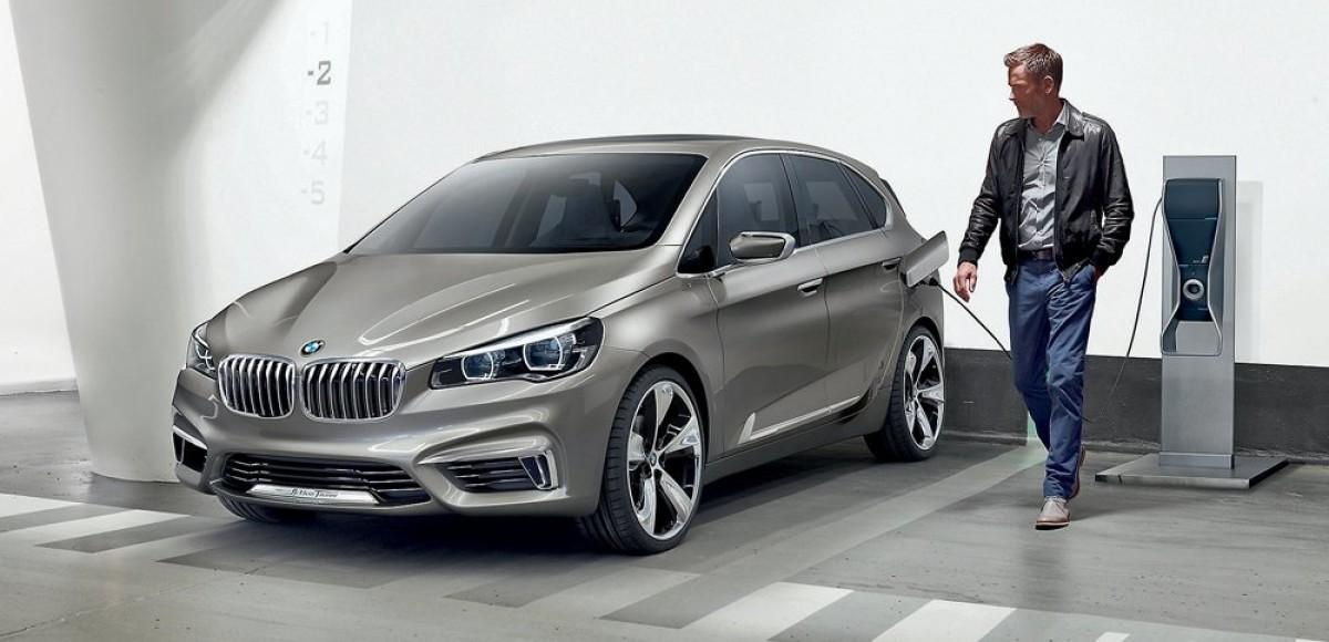 BMW Active Tourer. В первый раз