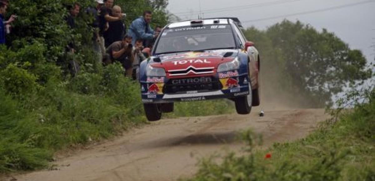 WRC. Ралли Польши. Хороший результат для Сitroen