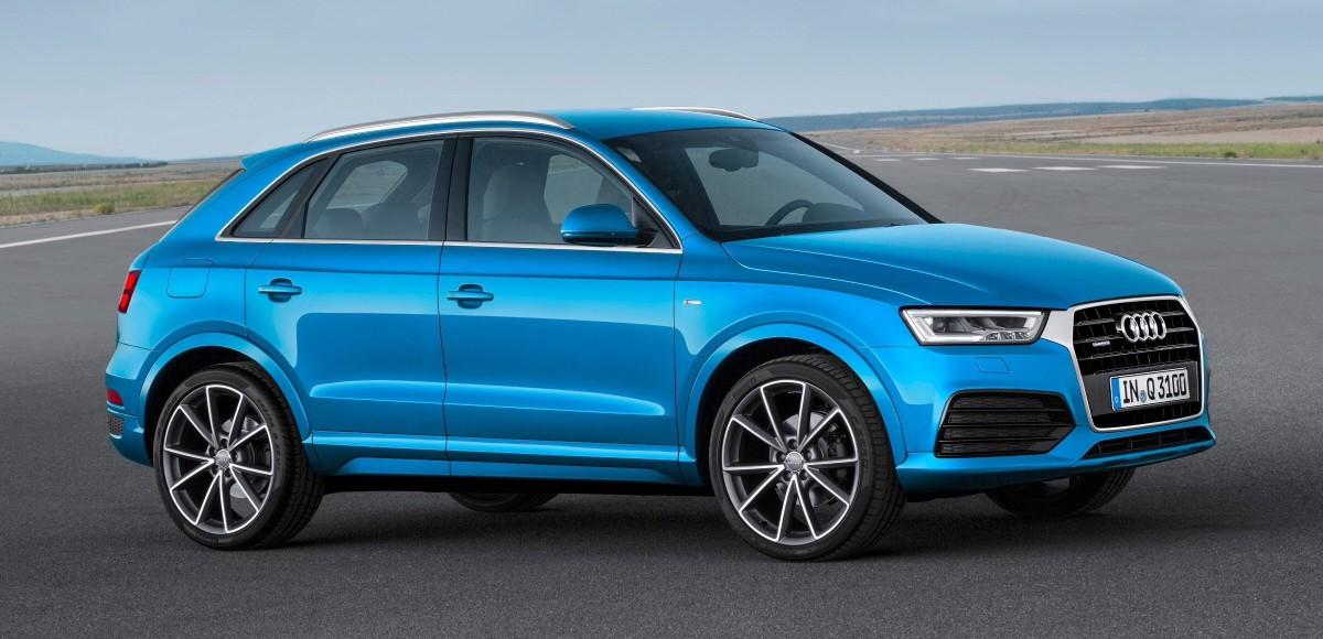 Audi снижает цены на 10%