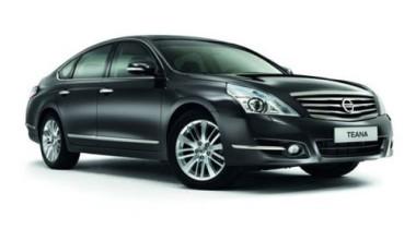 В России стартовали продажи обновленной Nissan Teana